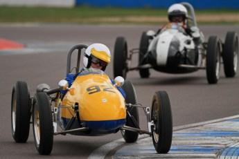 © Octane Photographic Ltd. HSCC Donington Park 17th March 2012. 500cc F3. Neil Hodges - Copper MkV 111. Digital ref : 0245cb7d5354