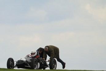 © Octane Photographic Ltd. HSCC Donington Park 17th March 2012. 500cc F3. Darrell Wood - Cooper Mk8. Digital ref : 0245lw7d7932