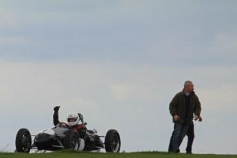 © Octane Photographic Ltd. HSCC Donington Park 17th March 2012. 500cc F3. Darrell Wood - Cooper Mk8 Digital ref : 0245lw7d7935