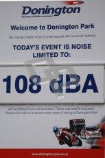 © Octane Photographic Ltd. HSCC Donington Park 17th March 2012. 70's Road Sports Championship. Donington Park Atmosphere. Digital ref : 0239cb1d6366