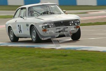 © Octane Photographic Ltd. HSCC Donington Park 17th March 2012. 70's Road Sports Championship. Justin Wilson - Alfa Romeo Bertone. Digital ref : 0239cb1d6395
