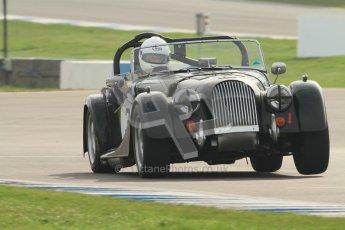 © Octane Photographic Ltd. HSCC Donington Park 17th March 2012. 70's Road Sports Championship. Paul Conway - Mogan Plus 8. Digital ref : 0239cb7d3474