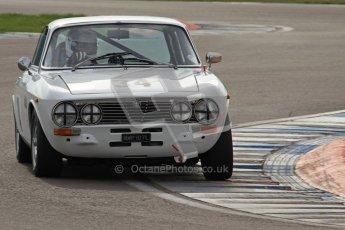 © Octane Photographic Ltd. HSCC Donington Park 17th March 2012. 70's Road Sports Championship. Justin Wilson - Alfa Romeo Bertone. Digital ref : 0239lw7d3720