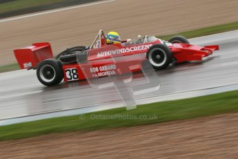 © Octane Photographic Ltd. HSCC Donington Park 18th May 2012. Classic Formula 3 Championship including Tony Brise Derek Bell Trophies Race. Digital ref : 0248cb1d8439