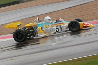 © Octane Photographic Ltd. HSCC Donington Park 18th May 2012. Classic Formula 3 Championship including Tony Brise Derek Bell Trophies Race. Digital ref : 0248cb1d8484