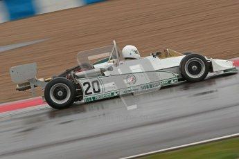 © Octane Photographic Ltd. HSCC Donington Park 18th May 2012. Classic Formula 3 Championship including Tony Brise Derek Bell Trophies Race. Digital ref : 0248cb1d8489