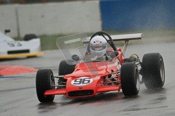 © Octane Photographic Ltd. HSCC Donington Park 18th May 2012. Classic Formula 3 Championship including Tony Brise Derek Bell Trophies Race. Digital ref : 0248cb7d5849