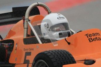 © Octane Photographic Ltd. HSCC Donington Park 18th May 2012. Classic Formula 3 Championship including Tony Brise Derek Bell Trophies Race. Digital ref : 0248cb7d5900