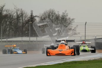 © Octane Photographic Ltd. HSCC Donington Park 18th May 2012. Classic Formula 3 Championship including Tony Brise Derek Bell Trophies Race. Digital ref : 0248lw7d9454