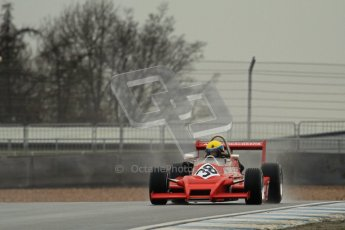 © Octane Photographic Ltd. HSCC Donington Park 18th May 2012. Classic Formula 3 Championship including Tony Brise Derek Bell Trophies Race. Digital ref : 0248lw7d9519