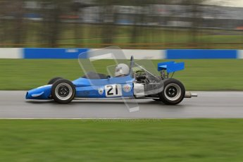 © Octane Photographic Ltd. HSCC Donington Park 18th May 2012. Classic Formula 3 Championship including Tony Brise Derek Bell Trophies Race. Digital ref : 0248lw7d9798