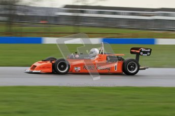 © Octane Photographic Ltd. HSCC Donington Park 18th May 2012. Classic Formula 3 Championship including Tony Brise Derek Bell Trophies Race. Digital ref : 0248lw7d9828