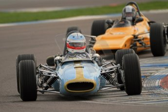 © Octane Photographic Ltd. HSCC Donington Park 17th March 2012. Classic Racing Cars. Digital ref : 0244cb7d4992