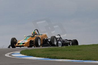 © Octane Photographic Ltd. HSCC Donington Park 17th March 2012. Classic Racing Cars. Digital ref : 0244lw7d7382