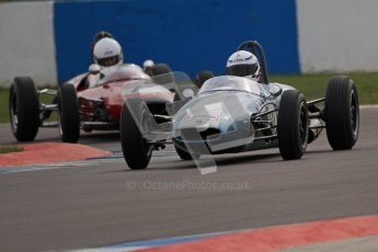 © Octane Photographic Ltd. HSCC Donington Park 17th March 2012. Historic Formula Junior Championship (Rear engine).. Digital ref : 0243cb7d4513