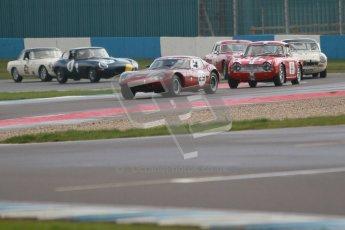 © Octane Photographic Ltd. HSCC Donington Park 18th March 2012. Guards Trophy for GT Cars. Digital ref : 0250cb1d8631