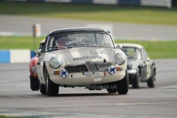 © Octane Photographic Ltd. HSCC Donington Park 18th March 2012. Guards Trophy for GT Cars. Digital ref : 0250cb7d6182