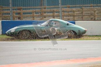 © Octane Photographic Ltd. HSCC Donington Park 18th March 2012. Guards Trophy for GT Cars. Digital ref : 0250cb7d6348