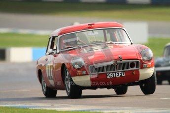 © Octane Photographic Ltd. HSCC Donington Park 18th March 2012. Guards Trophy for GT Cars. Digital ref : 0250cb7d6367