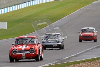 © Octane Photographic Ltd. HSCC Donington Park 18th March 2012. Guards Trophy for GT Cars. Digital ref : 0250lw7d0229