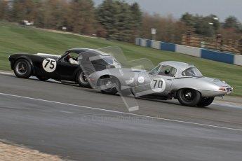 © Octane Photographic Ltd. HSCC Donington Park 18th March 2012. Guards Trophy for GT Cars. Digital ref : 0250lw7d0764