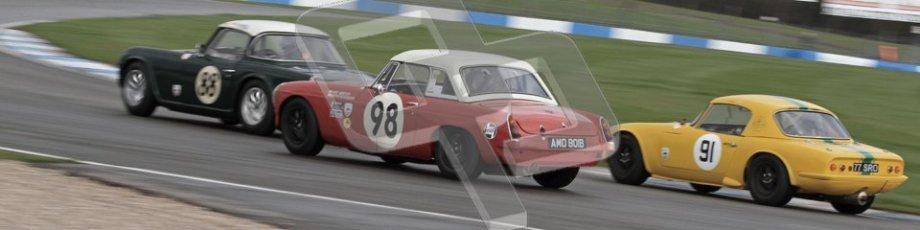© Octane Photographic Ltd. HSCC Donington Park 18th March 2012. Guards Trophy for GT Cars. Digital ref : 0250lw7d0998