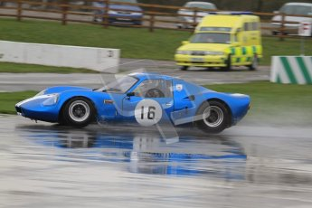 © Octane Photographic Ltd. HSCC Donington Park 18th May 2012. Guards Trophy for Sport Racing Cars. Nelson - Chevron B8. Digital ref : 0247lw7d9123