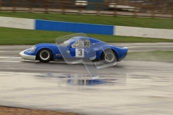 © Octane Photographic Ltd. HSCC Donington Park 18th May 2012. Guards Trophy for Sport Racing Cars. Steve Hodges - Chevron B8. Digital ref : 0247lw7d9277