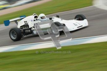 © Octane Photographic Ltd. HSCC Donington Park 17th March 2012. Historic Formula Ford 2000 Championship. Jon Randall - Lola Supervee. Digital ref : 0251cb1d8825