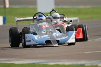 © Octane Photographic Ltd. HSCC Donington Park 17th March 2012. Historic Formula Ford 2000 Championship. Seamus Doyle - Lola T580. Digital ref : 0251cb7d6494