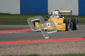 © Octane Photographic Ltd. HSCC Donington Park 17th March 2012. Historic Formula Ford 2000 Championship. James Murry - Reynard SF77. Digital ref : 0251cb7d6538