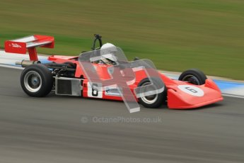 © Octane Photographic Ltd. HSCC Donington Park 17th March 2012. Jeremy Main - Reynard SF79. Historic Formula Ford 2000 Championship. Digital ref : 0251cb7d6584