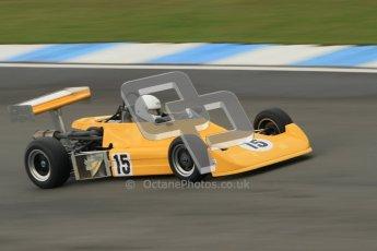 © Octane Photographic Ltd. HSCC Donington Park 17th March 2012. Historic Formula Ford 2000 Championship. James Murray - Reynard SF77. Digital ref : 0251cb7d6625