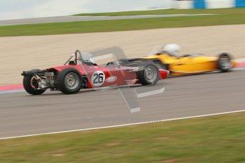 © Octane Photographic Ltd. HSCC Donington Park 17th March 2012. Historic Formula Ford Championship. John Slack - Lola T200. Digital ref : 0240cb1d6648