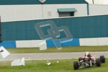 © Octane Photographic Ltd. HSCC Donington Park 17th March 2012. Historic Formula Ford Championship. Digital ref : 0240cb1d6718