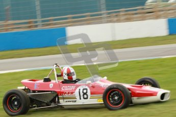 © Octane Photographic Ltd. HSCC Donington Park 17th March 2012. Historic Formula Ford Championship. Stuart Dix - Cooper Chinook. Digital ref : 0240cb1d6731