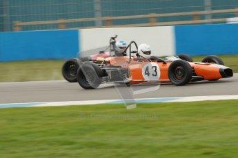 © Octane Photographic Ltd. HSCC Donington Park 17th March 2012. Historic Formula Ford Championship. Callum Grant - Merlyn 20a. Digital ref : 0240cb1d6762
