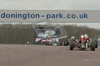 © Octane Photographic Ltd. HSCC Donington Park 17th March 2012. Historic Formula Ford Championship. Digital ref : 0240cb1d6817