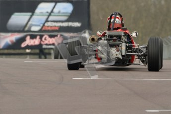 © Octane Photographic Ltd. HSCC Donington Park 17th March 2012. Historic Formula Ford Championship. Digital ref : 0240cb7d3794