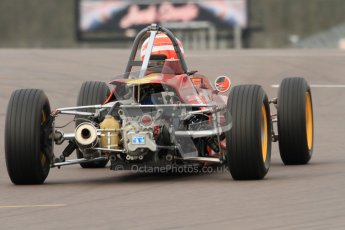 © Octane Photographic Ltd. HSCC Donington Park 17th March 2012. Historic Formula Ford Championship. Digital ref : 0240cb7d3831