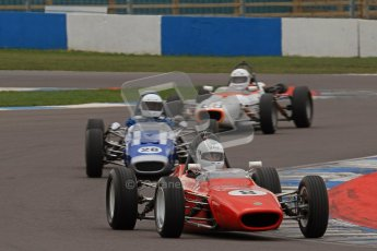 © Octane Photographic Ltd. HSCC Donington Park 17th March 2012. Historic Formula Ford Championship. Andrew Mansell - Merlyn Mk11A. Digital ref : 0240lw7d4663