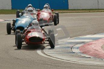© Octane Photographic Ltd. HSCC Donington Park 17th March 2012. Historic Formula Junior Championship (Front engine). Gil Duffy - Bond. Digital ref : 0241cb1d7131