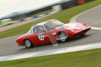 © Octane Photographic Ltd. HSCC Donington Park 17th March 2012. Historic Road Sports Championship. Jim Gathercole - Lotus Elan Plus 2. Digital ref : 0242cb1d7272