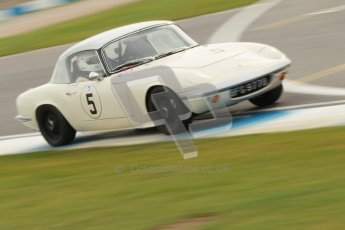 © Octane Photographic Ltd. HSCC Donington Park 17th March 2012. Historic Road Sports Championship. Peter Shaw -  Lotus Elan S1. Digital ref : 0242cb1d7312