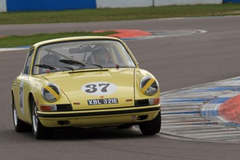 © Octane Photographic Ltd. HSCC Donington Park 17th March 2012. Historic Road Sports Championship. Mervyn Selwyn - Porsche 911S. Digital ref :
