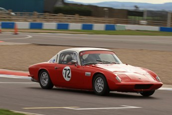 © Octane Photographic Ltd. HSCC Donington Park 17th March 2012. Historic Road Sports Championship. Jim Gathercole - Lotus Elan Plus 2. Digital ref : 0242lw7d6376