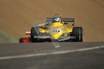 © 2012 Octane Photographic Ltd. HSCC Historic Super Prix - Brands Hatch - 30th June 2012. HSCC - Classic Formula 3 - Qualifying. Valerio Leone - Ralt RT3. Digital Ref: 0381lw1d8159