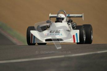 © 2012 Octane Photographic Ltd. HSCC Historic Super Prix - Brands Hatch - 30th June 2012. HSCC - Classic Formula 3 - Qualifying. Graham Kiddy - Dastle Mk.10. Digital Ref: 0381lw1d8177