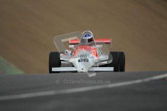 © 2012 Octane Photographic Ltd. HSCC Historic Super Prix - Brands Hatch - 30th June 2012. HSCC - Classic Formula 3 - Qualifying. Patrick D'Aubreby - Ralt RT3. Digital Ref: 0381lw1d8205