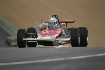 © 2012 Octane Photographic Ltd. HSCC Historic Super Prix - Brands Hatch - 30th June 2012. HSCC - Classic Formula 3 - Qualifying. Albert Clements - Lotus 69. Digital Ref: 0381lw1d8239